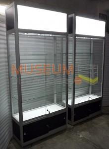 Freestanding Display Cabinets