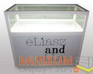 Glass Display Cases and Showcases